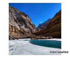 Book Your Chadar Frozen River Trek @19,500/-