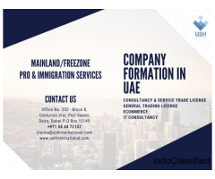 Business Set-up in UAE - Call #971544472157