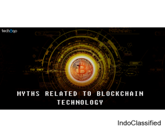 MYTHS RELATED TO BLOCKCHAIN TECHNOLOGY
