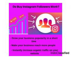 Do Buy Instagram Followers Work?