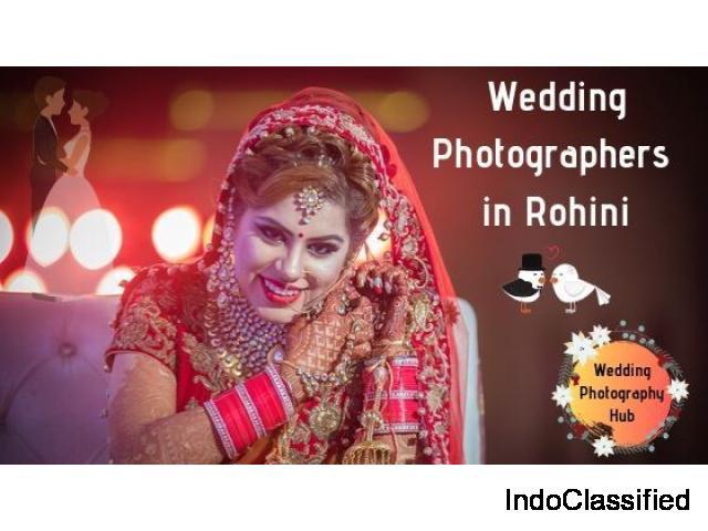 Wedding Photographers in Rohini