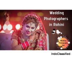 Wedding Photographers in Rohini