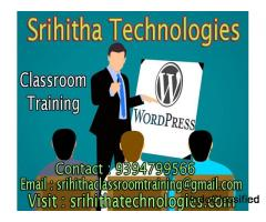 WordPress Training in Ameerpet