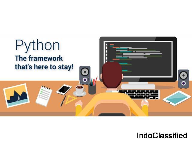 Python Development Company - Machine Learning and Web Applications