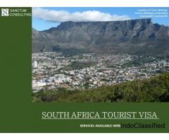 Get South Africa Tourist Visa Services through Sanctum Consulting