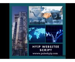 HYIP website script
