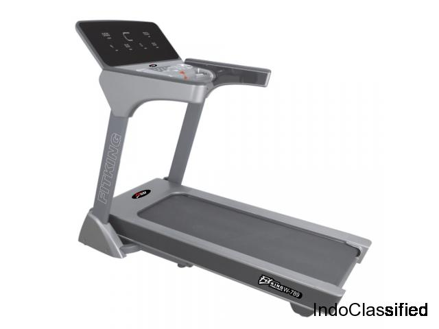 Fitking W 789 AC Motorised Treadmill