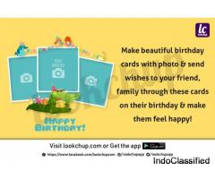 Free custom Greeting Cards Online