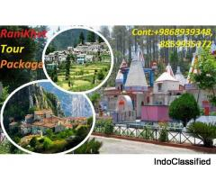Explore Ranikhet Tourism with Uttarakhand Holidays Pvt. Ltd.