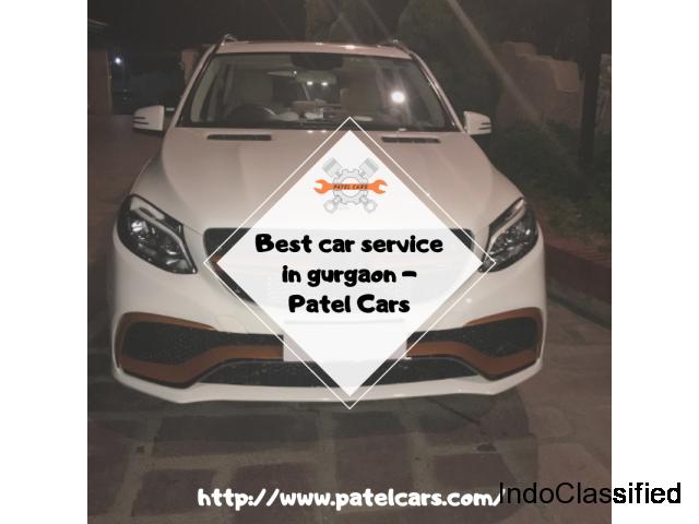 Visit Our workshop for Car Repair in Delhi-Patel cars