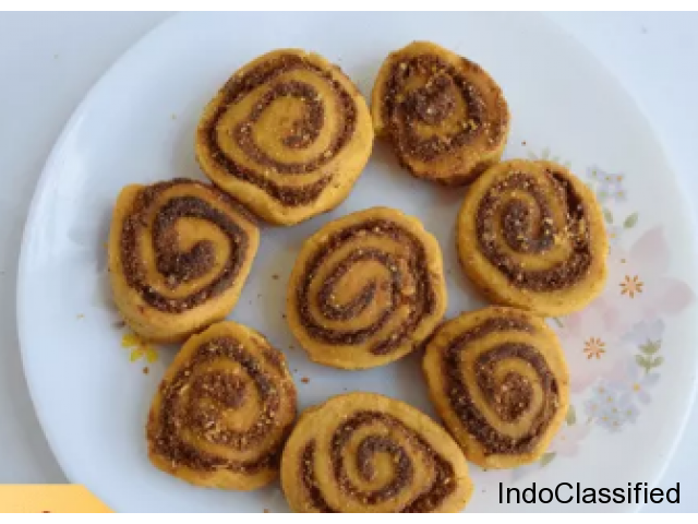 Bhakarwadi - The Taste of Malwa