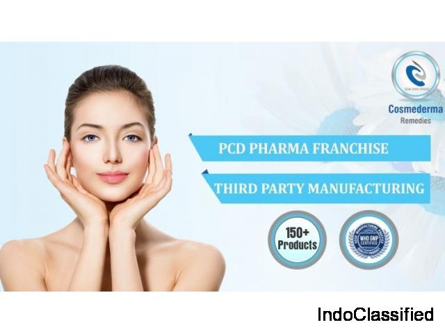 Derma Franchise company - Cosmederma Remedies