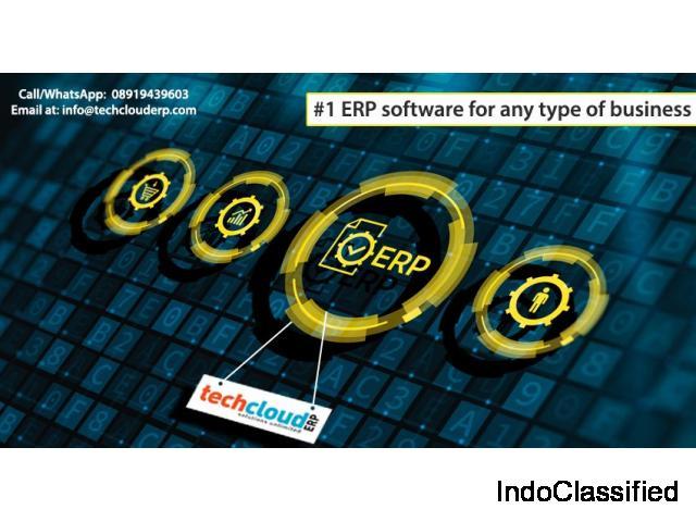 ERP Software Development Company in Hyderabad, India