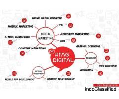 Digital Marketing | SEO | SMM | Company in Hyderabad – Tagdigital