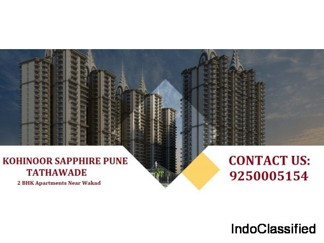 Apartments for sale in Kohinoor Sapphire Tathawade Pune