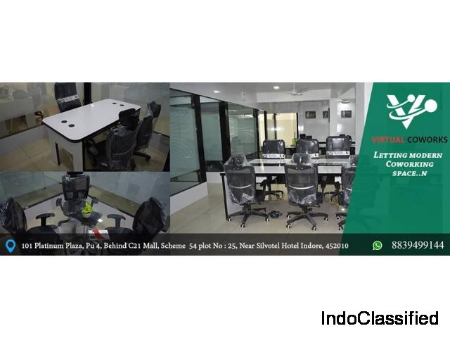 Office Space for Rent in indore