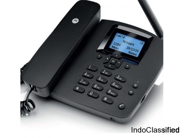 Landline Corded Phone Suppliers in India | Buy Telephones from Nano Innings