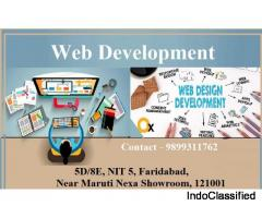 Best Web Developer in Faridabad