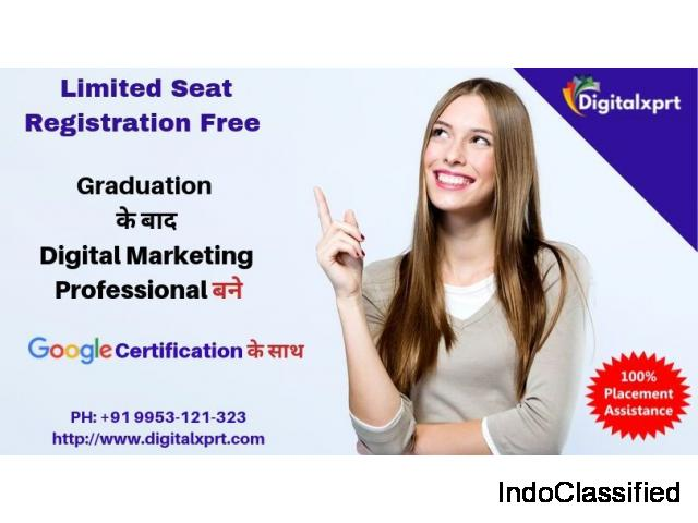 Advanced Digital marketing training in Noida