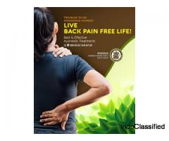 Ayurvedic Back Pain Treatment