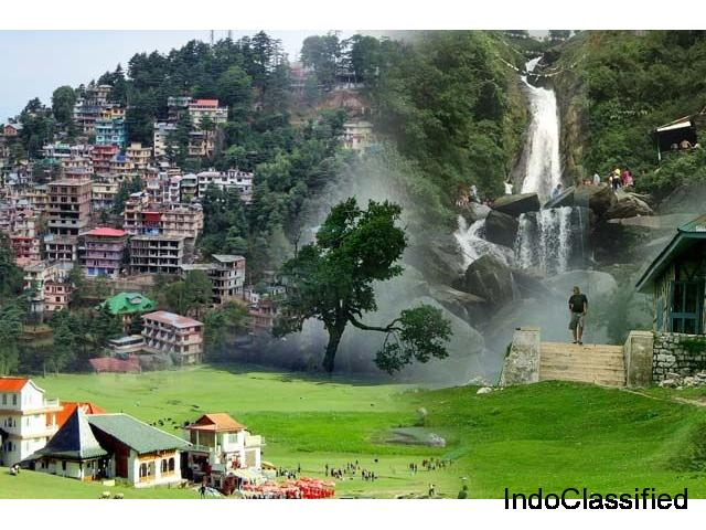 Book Delhi to Dharamshala Tour
