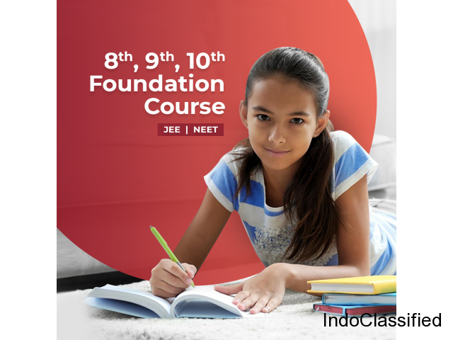 Colour Your Future with Our Foundation Course for Class 9