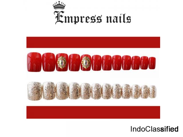 Wedding Nails at EmpressNails