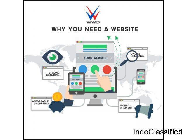 Leading Indian tech form dealing with web design, web developer & app design