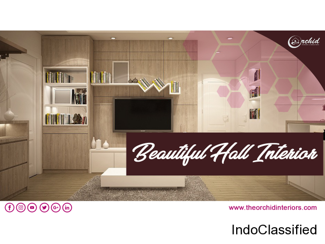Orchid interior is creating a happiness through designs