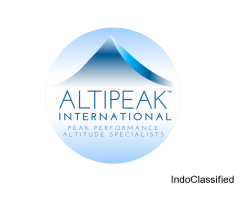 Altipeak International | Best Altitude Training and Hypoxic Exercise