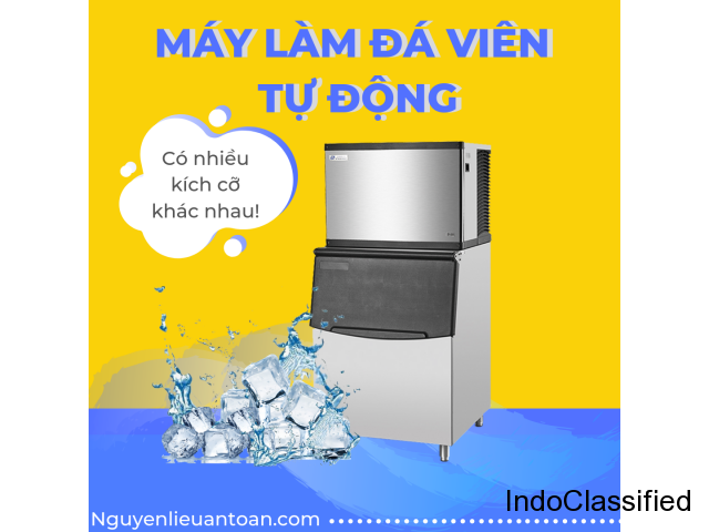 AUTOMATIC ICE CUBES  MACHINE
