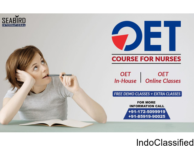 OET Coaching | OET Classes | Online-Offline classes