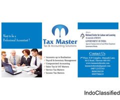 GCC VAT training in Thrissur, Kerala - TAX MASTER
