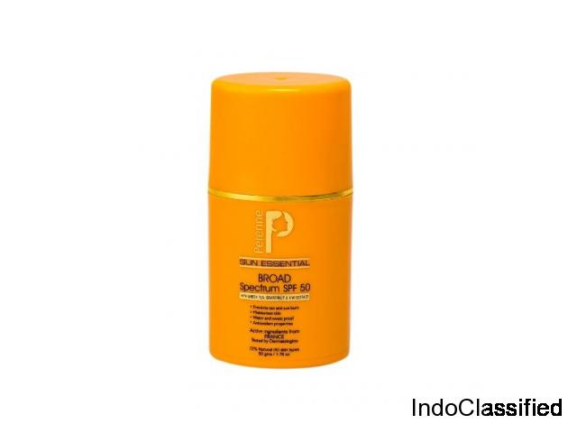 Best beauty products online Perenne Broad Spectrum SPF 50