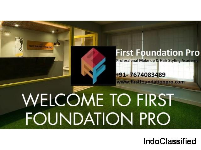 Professional Makeup & Advanced Hairstyling academy - First Foundation PRO - Rediscover yourself