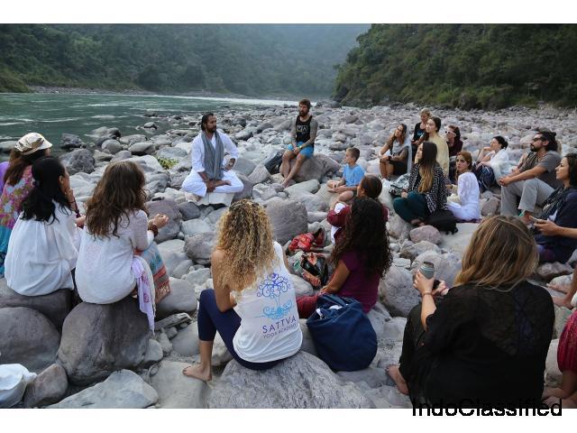300 hr Yoga Teacher Training in Rishikesh, India Nov 24th 2019 – Dec 21st 2019