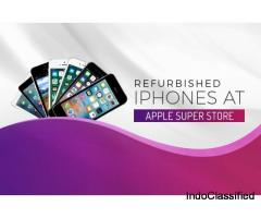 Buy refurbished I phone in cheap prices from Apple Super Store