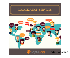 Localization Services in India – Beyondwordz