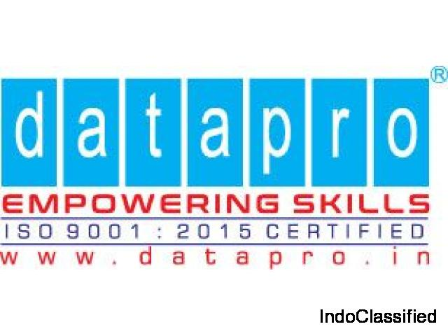 DATAPRO is a national branded Skill Development Training Centre in the India