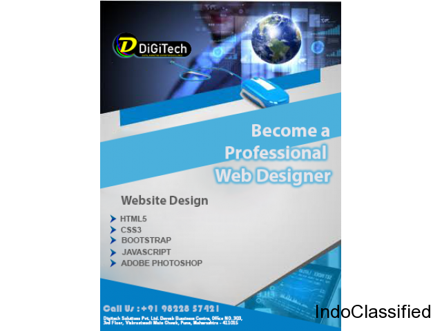 Ecommerce Website Design | Responsive Website Design | Digitech Classes