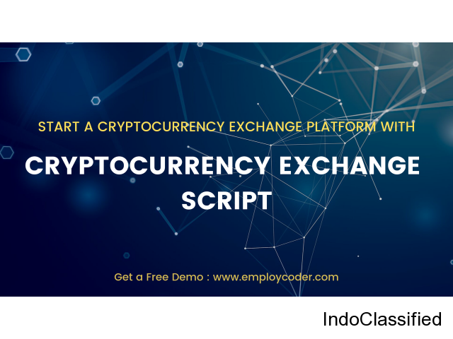 Cryptocurrency Exchange Script | Bitcoin Exchange Script