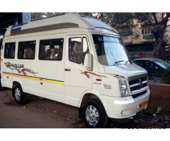 Move With Tempotravellerhire for 12 Seater Tempo Traveller Rent
