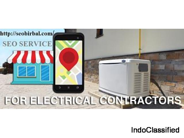 SEO for Electrical Contractors