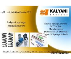 Spring Steel Wire Manufacturers in India – Kalyani spring