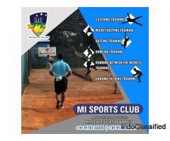 Best Cricket Coaching Academy in Chennai