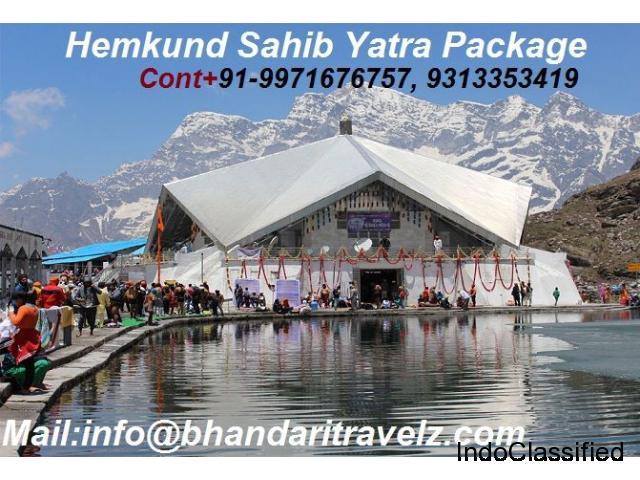 Explore Hemkund Sahib Tourism with Uttarakhand Holidays Pvt. Ltd.