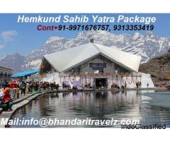 Explore Hemkund Sahib Tourism with Uttarakhand Holidays Pvt. Ltd.