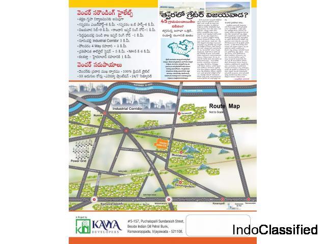 Vijayawada Mustabad CRDA norms Ramavarapadu ring to 5km distence 100sqyads 11Lakhs