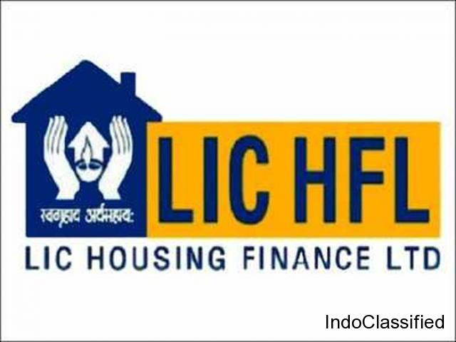 Buy Commercial Property loan by Lic housing finance Ltd lucknow UP