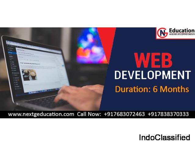 Web Development Training in Rohini, Delhi